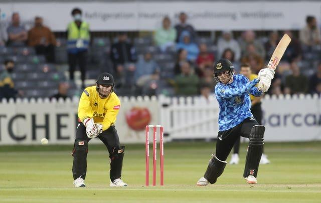 Gloucestershire v Sussex Sharks – Vitality Blast T20 – The Bristol County Ground