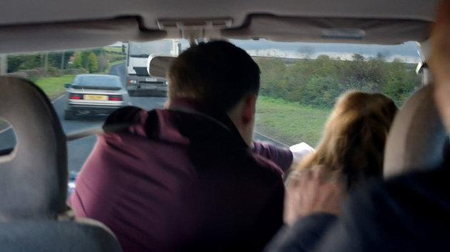 Emmerdale's White family made their dramatic exit on Thursday (11 January) night, with Chrissie and Lawrence being killed off as part of the soap's car crash stunt.