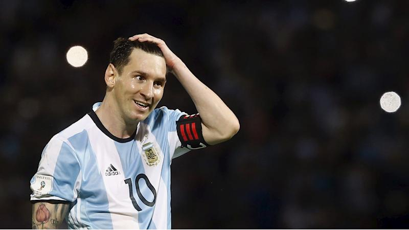 FIFA Bans Lionel Messi for Four Games for Using 'Insulting Words'