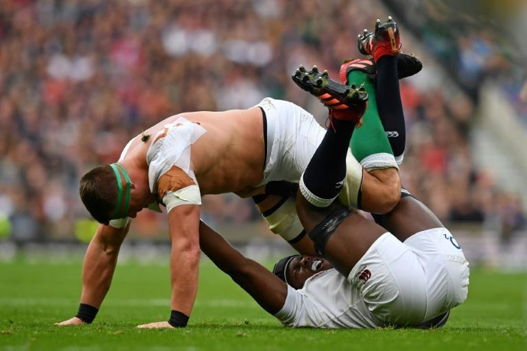Ireland back row forward CJ Stander and his team-mates will battle to the end of their Autumn Nations Cup clash at Twickenham warned the hosts defence coach John Mitchell