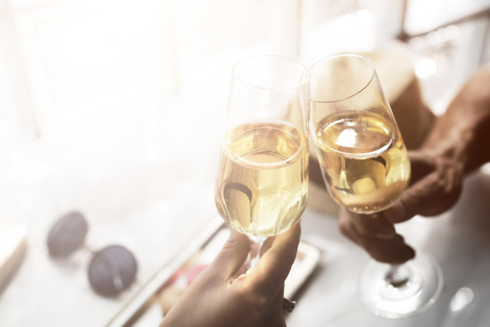 Why we're switching Prosecco for Pet Nat. (Getty Images)