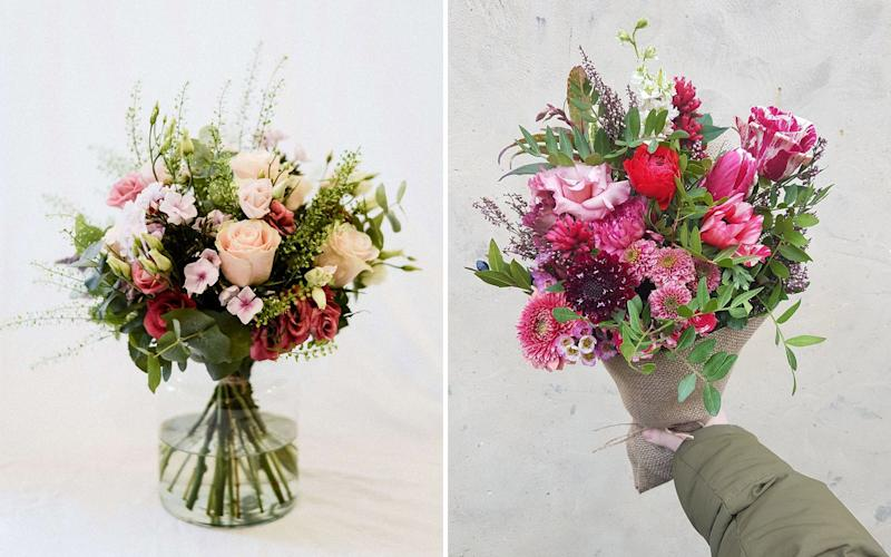 Say it with flowers: romantic Valentine's Day bouquets that won't break the bank