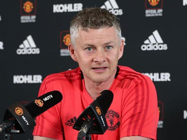 Manchester United manager Ole Gunnar Solskjaer insists he is right man to lead the club