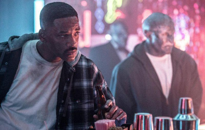 Will Smith's new 'orcs in the police department' movie for Netflix is proving a bit too much of a leap for most critics. Source: Netflix