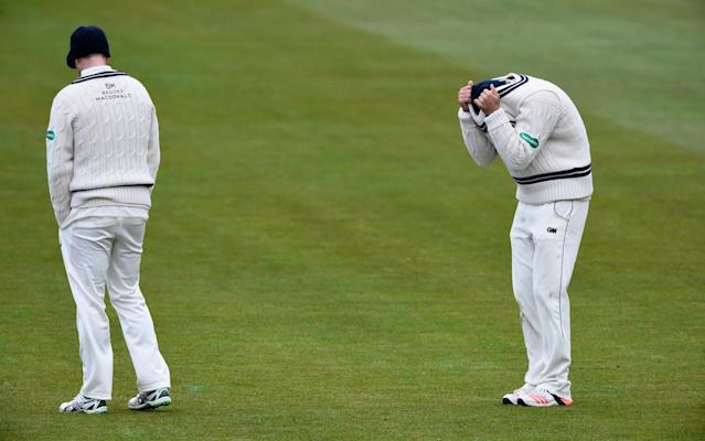 <span>Durham were punished with relegation</span> <span>Credit: GETTY IMAGES </span>