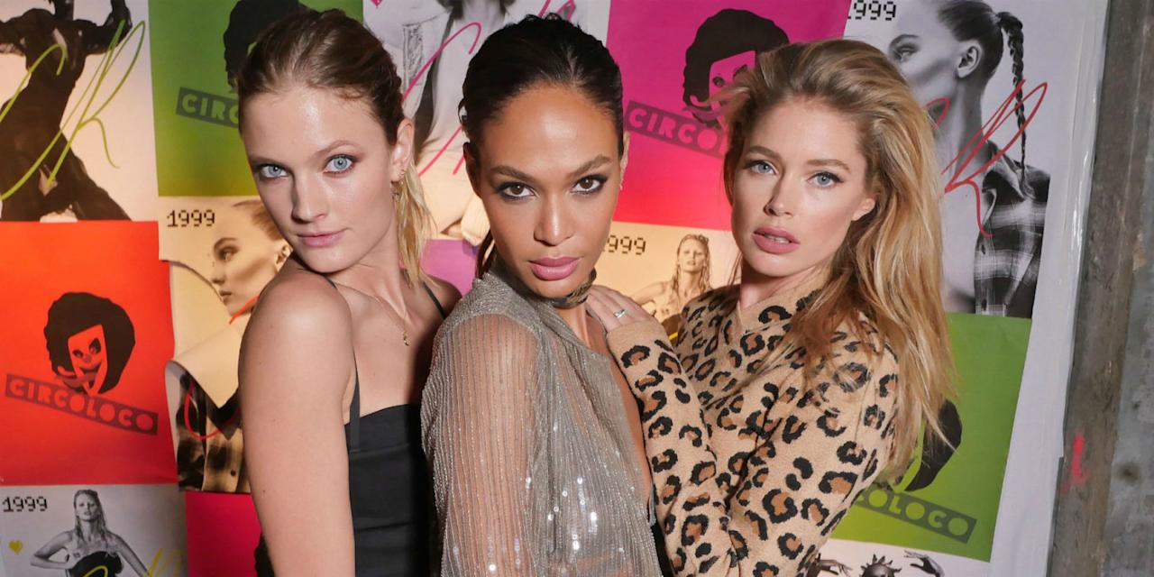 <p>There is no better place to catch A-Listers rubbing shoulders with other glam A-Listers than at the Fashion Month after-parties. From front row to dance floor, every celebrity dons her glitzy best for some of the most seminal events of the fashion season.</p>