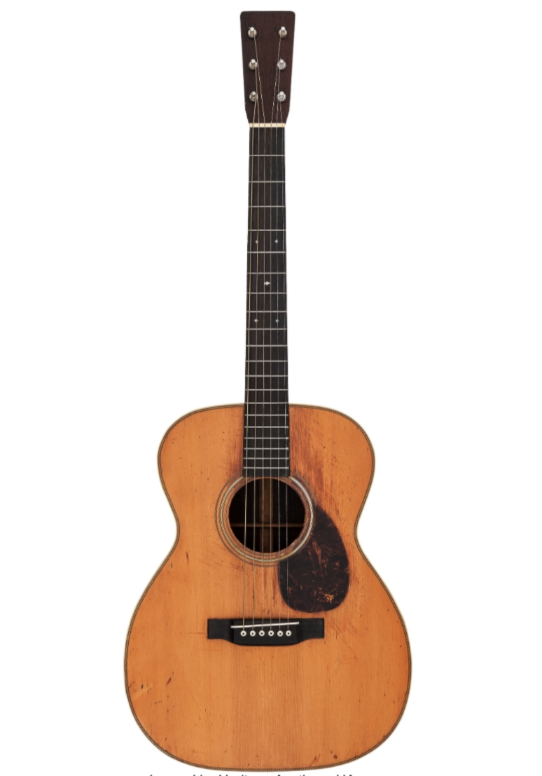 <p>If you're storing any old musical pieces, better dust them off. Instruments, especially guitars, kept in good condition are worth a fortune. In fact, some Gibson, Fender, or Martin guitars from the 1960s and earlier are selling at auction for tens of thousands of dollars, with some Gibson Les Paul Standards topping $100,000.</p><p><strong>What it's worth: </strong>Up to $33,000<br></p>