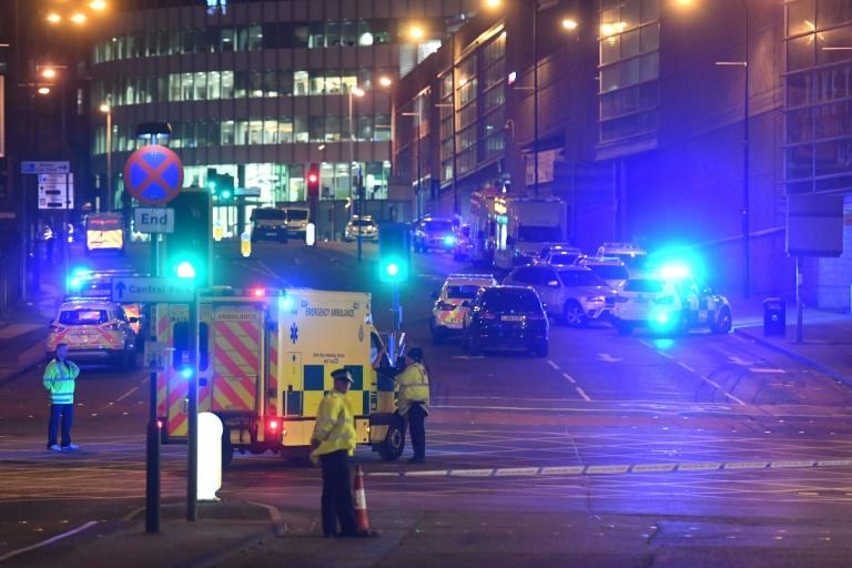 Manchester concert blast may have been nail bomb