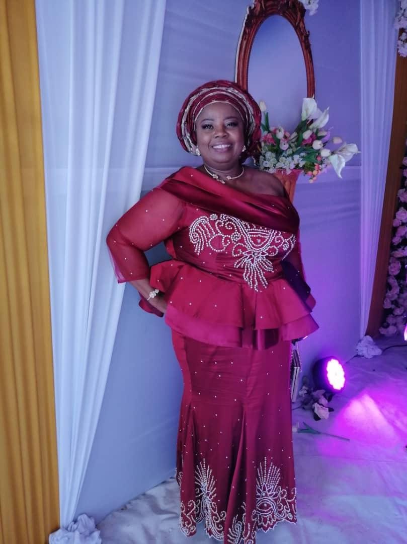 The family of Onyenachi Obasi paid tribute to her dedication to nursing (Family handout)