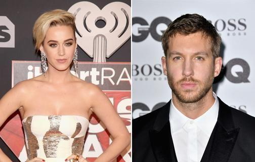 Calvin is set to collaborate with Katy Perry on his new album. Source: Getty