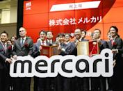Mercari, a rare example of a Japanese unicorn, is now worth more than $7 billion after going public in 2013