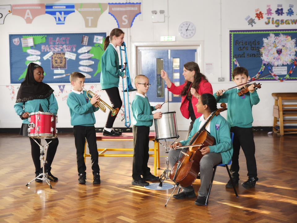 Penny has worked tirelessly in the Bristol Ensemble to deliver musical education to deprived areas