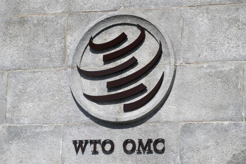 WTO goods trade index hits record low, detects some recovery signs