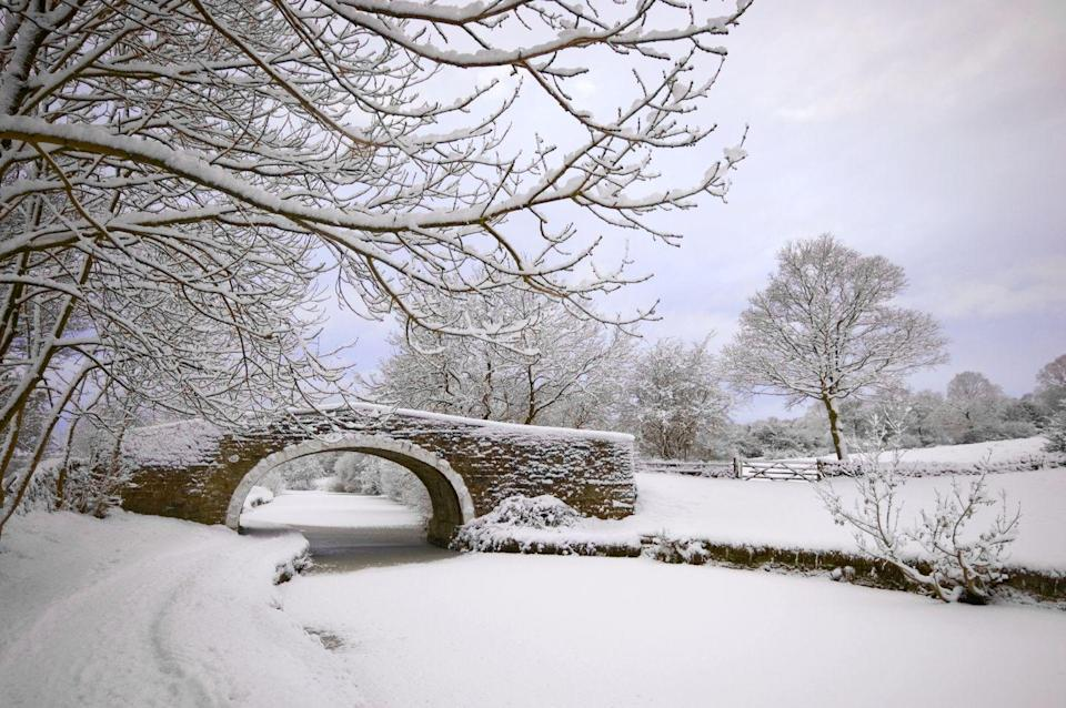 <p>Not only does this market town look beautiful but it also plays host to an annual Christmas tree festival where all trees are sourced locally. Have you visited before? </p>