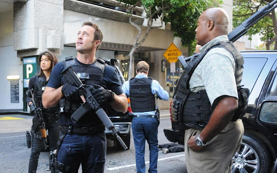 """<p><b>This Season's Theme: </b> """"Everybody is taking stock of their lives, especially McGarrett (Alex O'Loughlin),"""" says showrunner Peter Lenkov, """"And asking themselves if it's worth it."""" <br><br><b>Where We Left Off: </b> For McGarrett, that soul-searching is a result of his near-death experience. For Chin (Daniel Dae Kim), it's his promise to look after Gabriel's daughter. Then, there's that mysterious appearance by Wo Fat's father… <br><br><b>Coming Up: </b> Six years of being good at their job has taken its toll, says Lenkov, """"And I think they're all ready to make changes to their lives."""" Kono (Grace Park) will be asking herself if it's time to start a family and McGarrett wonders if everything he's done has cost him the good stuff in his life. """"They're a little more mature this season."""" <br><br><b>The Big Bad: </b> Lenkov says the first four episodes introduce a villain who is """"very, very different. A more cerebral villain"""" than we've seen in the past and who will be with the show """"way beyond that."""" <i>– RC</i> <br><br>(Credit: Norman Shapiro/CBS)</p>"""