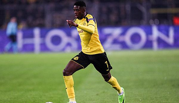 Premier League: Klopp erneut an Dembele interessiert?