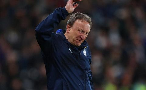 Neil Warnock's wait for promotion continues as Derby County fight back to beat Cardiff