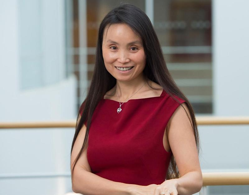YingFei Heliot, a lecturer in organisational behaviour at Surrey Business Schoo (Photo: )