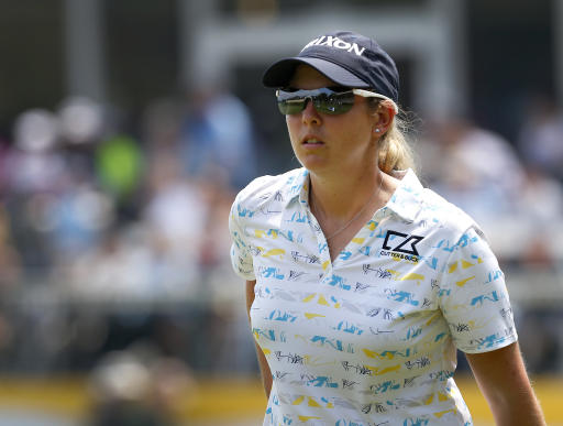 Buhai leads Women's British Open as Ko starts strongly