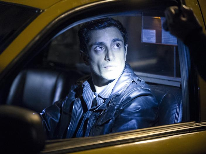 The Night Of Riz Ahmed HBO series Barry Wetcher