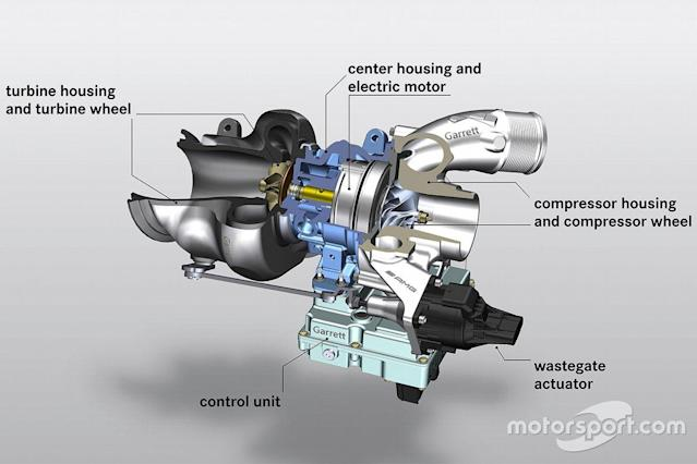"""Mercedes-AMG electric exhaust <span class=""""copyright"""">Mercedes AMG</span>"""