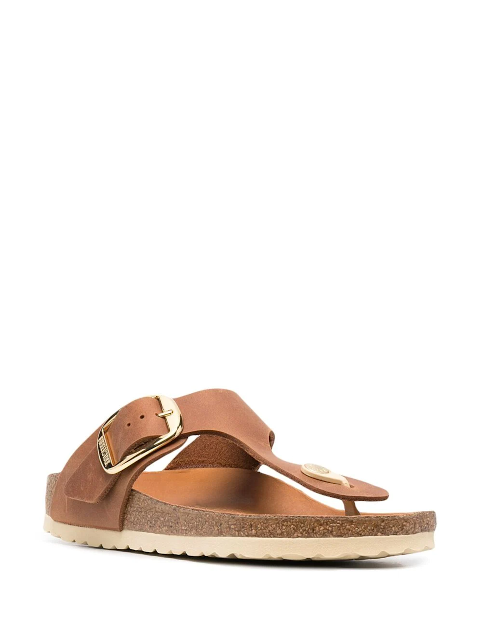 """<h2>Birkenstock Sandals </h2><br>She's been a fan of the heritage comfort brand for years and wore Birks all throughout your childhood — well before they were embraced by the fashion crowd. <br><br><strong>Birkenstock</strong> Gizeh T-Bar Sandals, $, available at <a href=""""https://go.skimresources.com/?id=30283X879131&url=https%3A%2F%2Fwww.farfetch.com%2Fshopping%2Fwomen%2Fbirkenstock-gizeh-t-bar-flip-flops-item-16524369.aspx"""" rel=""""nofollow noopener"""" target=""""_blank"""" data-ylk=""""slk:Farfetch"""" class=""""link rapid-noclick-resp"""">Farfetch</a>"""