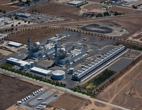 CORRECTING and REPLACING The Branford Group, Under the Management of GE Power and Chain Asset Management Solutions, Announces the Private Treaty Sale of GE Power's Inland Empire Energy Center in Riverside County, CA