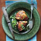 """Lime and orange juice and zest (plus a little soy and scallion) give these thighs a flavor boost in just 20 minutes. <a href=""""https://www.epicurious.com/recipes/food/views/citrus-marinated-chicken-thighs-51178850?mbid=synd_yahoo_rss"""" rel=""""nofollow noopener"""" target=""""_blank"""" data-ylk=""""slk:See recipe."""" class=""""link rapid-noclick-resp"""">See recipe.</a>"""