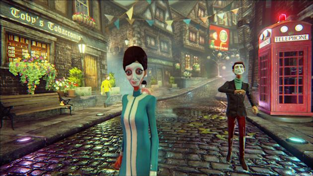 A movie based on We Happy Few is in the works