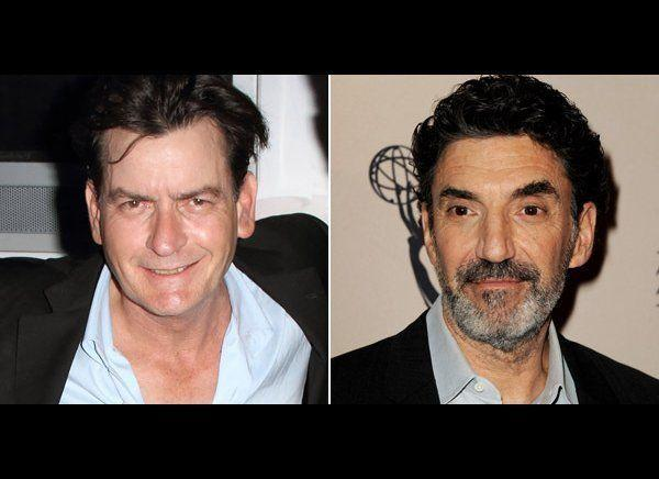 "When Charlie Sheen lost his mind in 2011, he dug his own grave and lost his job as the highest paid actor on television. Sheen went on a rampage, verbally attacking ""Two and a Half Men"" showrunner Chuck Lorre, after CBS suspended the series due to Sheen's insane behavior. After Lorre make a joke about Sheen, the <a href=""http://www.people.com/people/article/0,,20469063,00.html"" target=""_hplink"">actor attacked him, calling Lorre a ""clown"" </a>, and made a strange anti-Semitic dig, saying his real name is ""Chaim Levine"" (though his name is actually Charles Michael Levine). Sheen continued to blast Lorre as a ""stupid, stupid little man and a p*ssy punk that I never want to be like."" Now that Sheen appears to be sober, Lorre has <a href=""http://articles.nydailynews.com/2012-01-11/news/30618049_1_half-men-fx-network-leaf"" target=""_hplink"">chosen to take the high road.</a> ""I wish him well. I'm glad he's happy and sober,"" he said in January 2012."