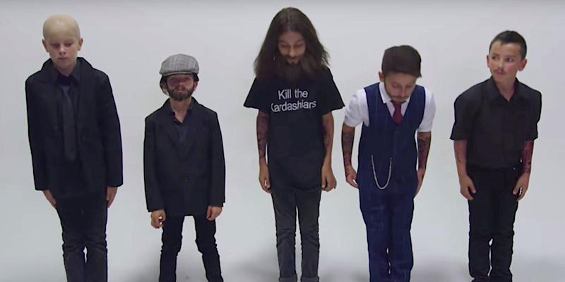 """Kids take over for Volbeat in video for new song """"Cheapside Sloggers"""" featuring Slayer's Gary Holt: Watch"""