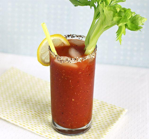 """<p>If your festivities are starting bright and early, this peppery and piquant cocktail is virtually guaranteed to kick start your day. It's made with most of the same ingredients as your standard Bloody Mary, but also has a dash of zippy Creole seasoning and a sprinkle of spicy cayenne to really turn up the heat. (Prefer Bloody Marias to Bloody Marys? Feel free to use tequila instead of vodka.)</p><p><a class=""""link rapid-noclick-resp"""" href=""""http://www.ezrapoundcake.com/archives/20734"""" rel=""""nofollow noopener"""" target=""""_blank"""" data-ylk=""""slk:GET THE RECIPE"""">GET THE RECIPE</a></p>"""