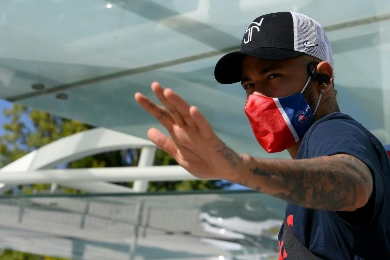 PSG and Bayern prepare for battle in surreal Champions League final