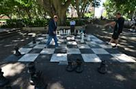 Chess pros say they have been stopped in the street and asked for their thoughts on the hit series