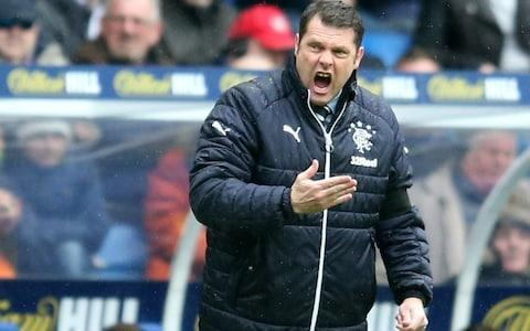 """Far from being troubled if he sees some of his players close to meltdown before next week's Old Firm collision at Hampden Park, Graeme Murty will be relieved that Rangers' build-up is going to plan. The William Hill Scottish Cup semi-final will be the Ibrox club's last chance to prevent Celtic closing in on the unprecedented achievement of consecutive domestic trebles. For Murty, the looming showdown has evoked recollections of the mind games he employed as a footballer, ahead of such occasions. """"As a player, I knew how to get myself to that state - I performed best about three or four percent short of panic,"""" he disclosed. """"Anything more than that and I was too hyper and expended my energy straight away, which can happen in big games. Anything less than that and I felt really lethargic. You need to get yourself right into that zone to give yourself the best chance of performing, regardless of all the stuff around it. """"You have to be walk on to that football pitch ready, prepped and at the right state of arousal to go and hit max and it's our job to make sure that the players do that. I'll be trying to get myself to that state on the side line."""" Murty has a mixed record in charge of Rangers against the Hoops. In his first spell as interim manager, between the tenures of Mark Warburton and Pedro Caixinha he left Parkhead with an unexpected share of the points after a 1-1 draw and he repeated the feat in a goalless encounter in December. Murty wants his Rangers players to get into battle mode for the Scottish Cup semi-final against Celtic Credit: PA A run of good form going into the most recent derby extended as far as Rangers going 1-0 up at Ibrox last month, an occurrence which almost overwhelmed Murty. """"I must say that I've never experienced anything like the noise that hit me when we scored the goal after three or four minutes,"""" he said. """"Being that bit removed at Hampden, where you're further away from the crowd, I believe will allow me a bit more clarity in my t"""