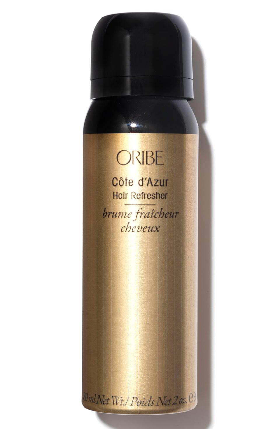 """<p><strong>ORIBE</strong></p><p>nordstrom.com</p><p><strong>$26.00</strong></p><p><a href=""""https://go.redirectingat.com?id=74968X1596630&url=https%3A%2F%2Fshop.nordstrom.com%2Fs%2Fspace-nk-apothecary-oribe-cote-dazur-hair-refresher%2F4498213&sref=https%3A%2F%2Fwww.cosmopolitan.com%2Fstyle-beauty%2Ffashion%2Fg13602855%2Fbest-gift-ideas-for-women%2F"""" rel=""""nofollow noopener"""" target=""""_blank"""" data-ylk=""""slk:Shop Now"""" class=""""link rapid-noclick-resp"""">Shop Now</a></p><p>Their locks will feel instantly refreshed with light perfume spray that also happens to cut down on static. If you need proof of how good this smells, Côte d'Azur is such a popular fragrance that the <a href=""""https://go.redirectingat.com/?id=74968X1525071&xs=1&url=https%3A%2F%2Fshop.nordstrom.com%2Fs%2Fspace-nk-apothecary-oribe-cote-dazur-eau-de-parfum%2F4540347&sref=https%3A%2F%2Fwww.cosmopolitan.com%2Fstyle-beauty%2Ffashion%2Fg13602855%2Fbest-gift-ideas-for-women%2F"""" rel=""""nofollow noopener"""" target=""""_blank"""" data-ylk=""""slk:brand even made it into its own perfume"""" class=""""link rapid-noclick-resp"""">brand even made it into its own perfume</a>.</p>"""