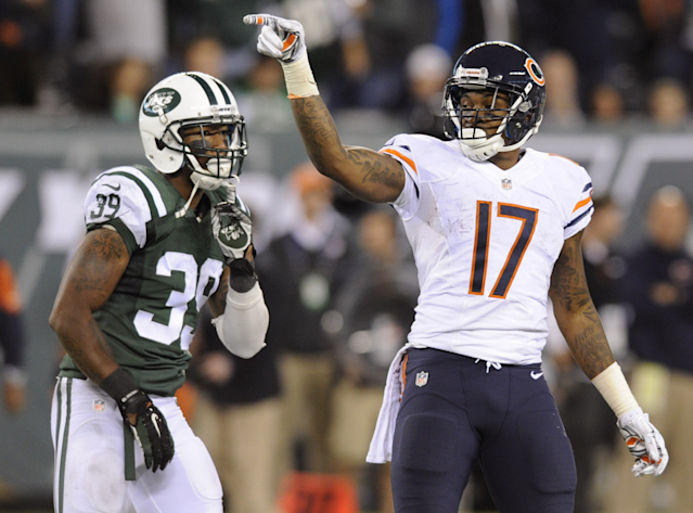 How many points does Alshon Jeffery have in him this week?