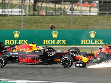 Formula 1 2019: Sebastian Vettel apologises to Max Verstappen for his mistake after their cars collide during British Grand Prix