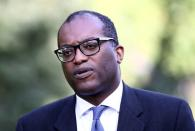 FILE PHOTO: Britain's Secretary of State for Business, Energy and Industrial Strategy Kwasi Kwarteng in London