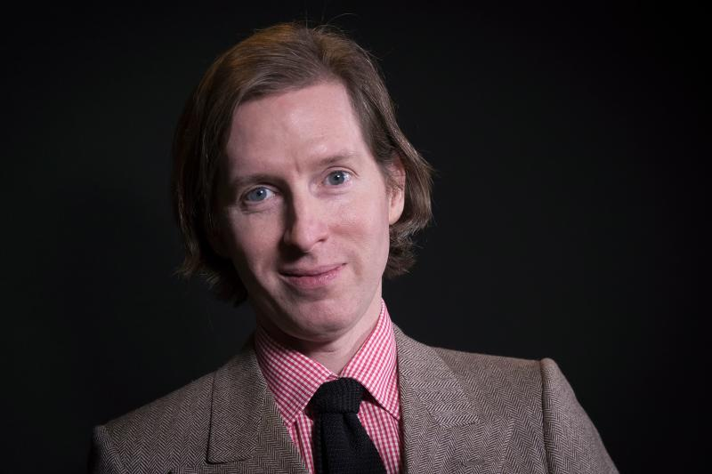 US film director Wes Anderson poses in Paris on April 3, 2018. / AFP PHOTO / Thomas SAMSON (Photo credit should read THOMAS SAMSON/AFP/Getty Images)