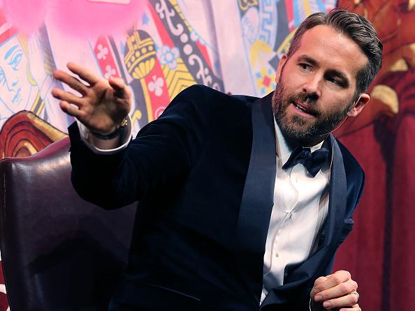 Ryan Reynolds: Hasty Pudding Man Of The Year 2017