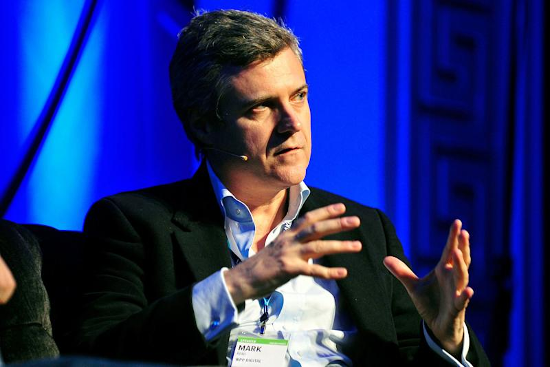 Mark Read steps into Sorrell's shoes at WPP