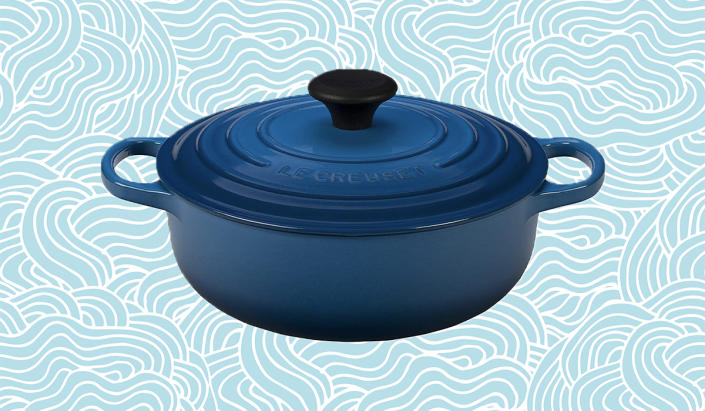 Save big on this classic Dutch oven. (Photo: Amazon)