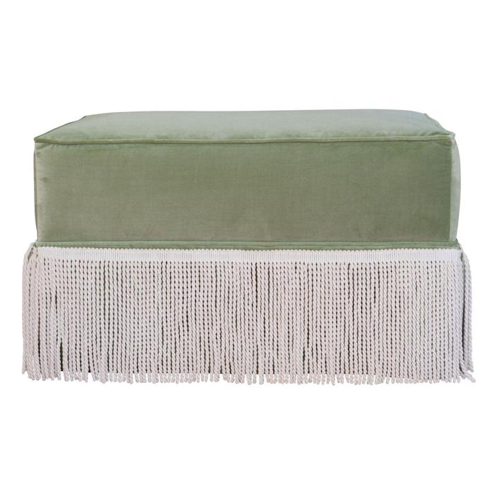 """<p><strong>Quinn Ottoman</strong></p><p>shopsocietysocial.com</p><p><strong>$695.00</strong></p><p><a href=""""https://www.shopsocietysocial.com/collections/ottomans-stools-and-benches/products/quinn-ottoman-bullion-fringe"""" rel=""""nofollow noopener"""" target=""""_blank"""" data-ylk=""""slk:Shop Now"""" class=""""link rapid-noclick-resp"""">Shop Now</a></p><p>Filipino-American Roxy Te grew up learning the ins and outs of furniture production at her family's factory. Te decided to continue her family's legacy by launching a fresh, new brand in 2011. <a href=""""https://www.shopsocietysocial.com/"""" rel=""""nofollow noopener"""" target=""""_blank"""" data-ylk=""""slk:Society Social"""" class=""""link rapid-noclick-resp"""">Society Social</a> has grown to become a staple in the decorating community with unique pieces designed with entertaining in mind. </p>"""