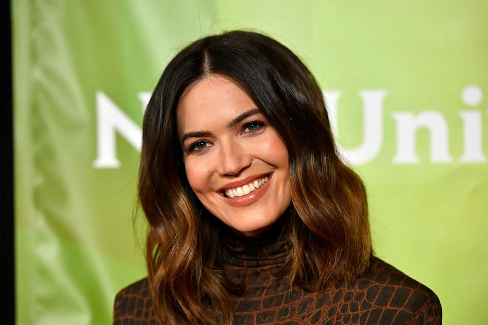 Mandy Moore attends the 2020 NBCUniversal Winter Press Tour 45 at The Langham Huntington, Pasadena on January 11, 2020 in Pasadena, California.