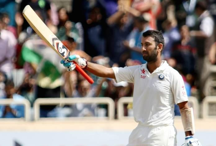Pujara guides India to 360/6 against Australia in Ranchi Test
