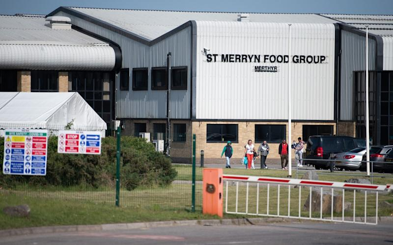 Meat plant - Matthew Horwood/Getty Images Europe