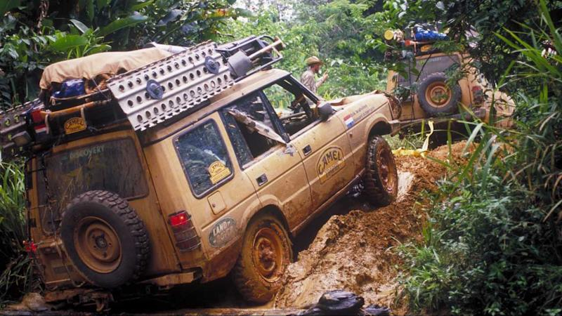 Land Rover Discovery 1/2