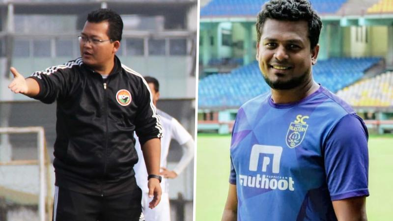 Hyderabad sign Thangboi Singto and Shameel Chembakath