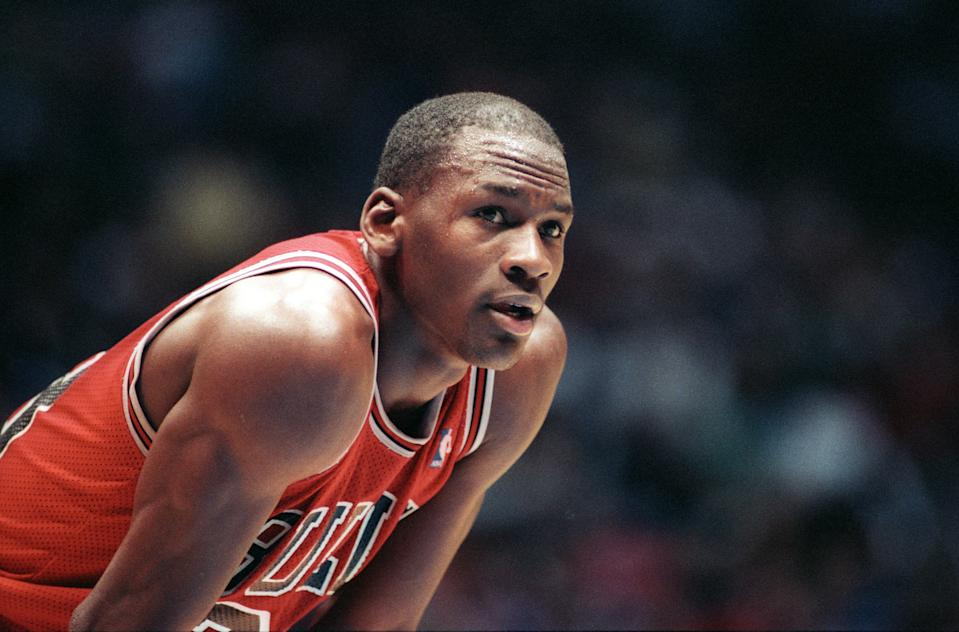Michael Jordan got his first exposure to NBA drug culture as a rookie. (Tom Berg/WireImage)